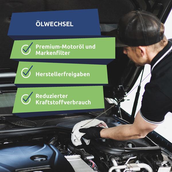 Ölwechsel in Rostock machen lassen